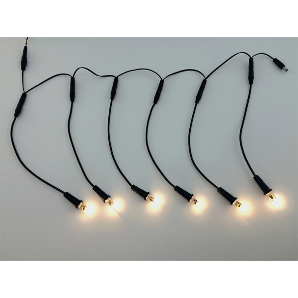 marquee led light string Prop Scenery Lights