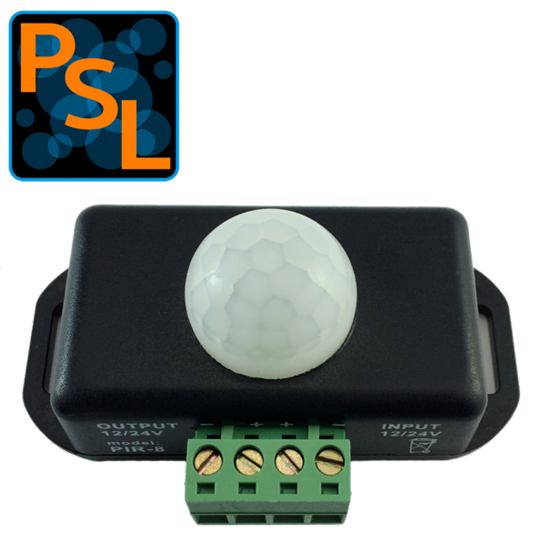 12V motion sensor switch fro LED lights