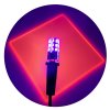 blacklight UV led bulb 12 volts DC